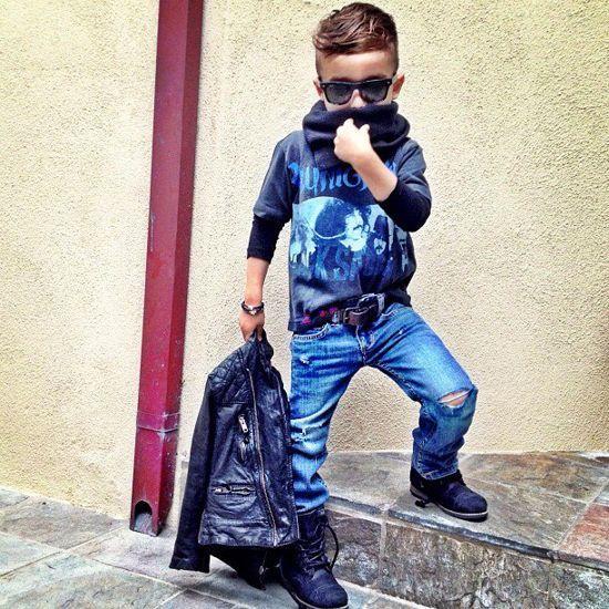 Kids blog opener